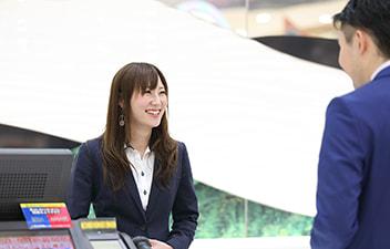 【正社員/中途採用】茨城最大手(売上高)のパチンコ店スタッフ
