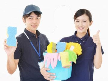 【アルバイト・パート】パチンコ店の深夜清掃スタッフ