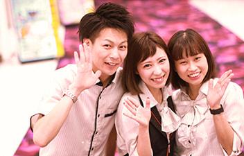 【アルバイト・パート】パチンコ店のホール・カウンターstaff